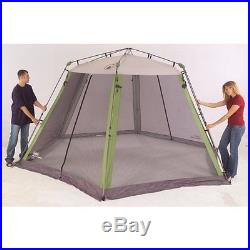 Shelter Tent Canopy Shade Camping Outdoor Sun Beach Picnic Instant Bugs Screen