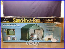 Shelterlogic Shed-in-a-box 6ft. X6ft. X6ft. Model #70417
