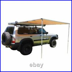 Side Awning Rooftop for SUV Pull Out Tent Shelter for Camping Picnic & Travel