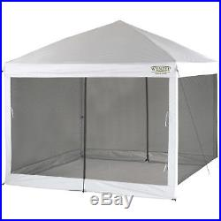 Smart Shade Screen Walls Canopy Shelter Tent Mesh Panel Insect Bug Protection In