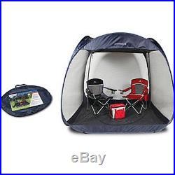 SportCraft 8 ft. Pop Up Screen Room With Floor, Tent Shelter