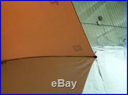 Sport-Brella Portable Sun and Weather Shelter, Vol Orange, X-Large