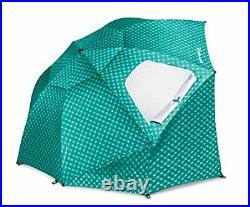 Sport-Brella Umbrella Portable Sun and Weather Shelter (Turquoise 8-Foot)