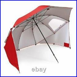 Sport-Brella Vented SPF 50+ Sun and Rain Canopy Umbrella for Beach and Sports