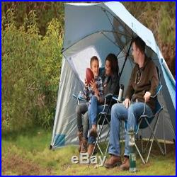 Sport-Brella X-Large Umbrella Steel Blue Sun Shelter Protect New