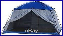 Square Screen House Gazebo Tents with Rain Flaps