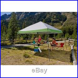 Sun Shelters Coleman Wide Base Instant Canopy Tent, 12 Feet