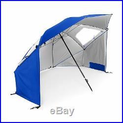 Super-Brella Portable Sun and Weather Shelter Blue