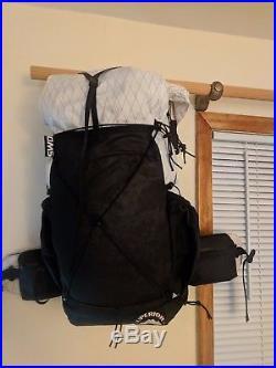 Superior Wilderness Designs Long Haul 50L Ultralight Backpack