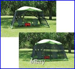 TEXSPORT 02906 Wayford Screen Shade 12' x 9' Tent Camping Sun Beach Gazebo