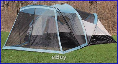 Tahoe Gear Zion 8 Person Family Tent with Screen Porch