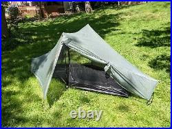 Tarptent Notch Ultralight Double Wall 1 Person Backpacking Tent Sil Nylon