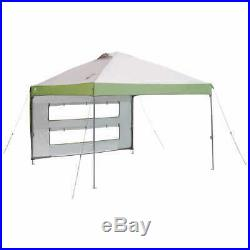 Tent canopy camping Hiking Instant Shelter swinging wall Coleman 10 x 10