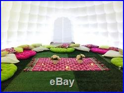 Tent inflatable dome/inflatable tent/inflatable canopy with top