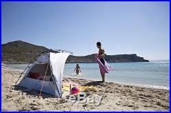 Terra Nation Schattendach Hare Kohu Plus Strandmuschel Sonnenschutz Windschutz U