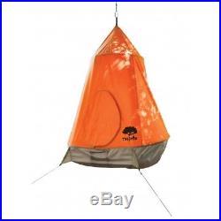 Treepod Hanging Treehouse Tent Orange