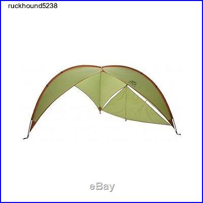 Tri-Awning Beach Shelter Cabana Canopy Sunshade Camping Picnic Sun Rain Yard New
