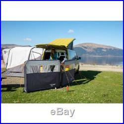 Vango Airbeam Modular Inflatable Windbreak 3 Panel Windbreak