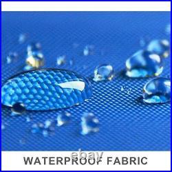 Waterproof 10x10 Outdoor Ez Pop Up Canopy Instant Portable Patio Tent Shelter