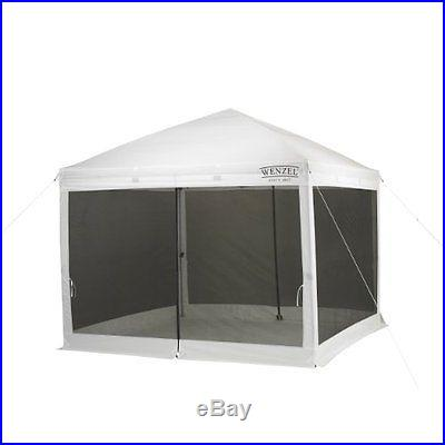 Wenzel Smart Shade 10-by-10' Feet Sun Bug Protect Screen house Camping