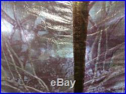 Wild Sky Gear wolf duo DCF cuben fiber tarp 175g camo 7'X9' 2.1X2.7m ultralight