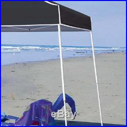 Z-Shade 10' x 10' Angled Leg Instant Shade Canopy Tent Portable Shelter Tailgate