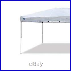 Z-Shade 20x10 Ft Everest Instant Canopy Outdoor Patio Shelter, White (Open Box)