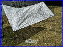 Zpacks Dyneema Composite Fabric Rectangular Tarps