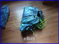 Zpacks Solplex Ultralight cuben fiber tent